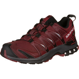 Salomon XA Pro 3D GTX Trailrunning Shoes Men, syrah/ebony/red dahlia